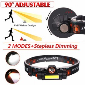 HEADLAMP HL-2 XPE-COB (3)